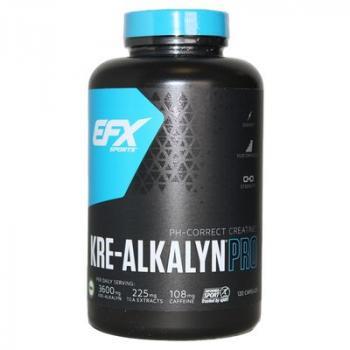 EFX Kre-Alkalyn Pro 120 Kapseln Dose