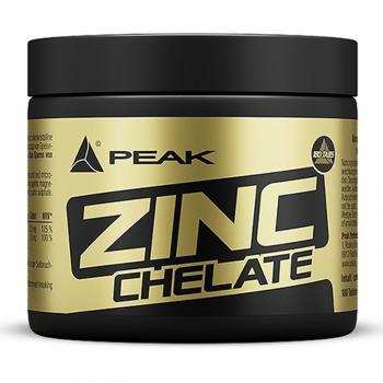 Peak Zink Chelat 180 Tabletten Dose