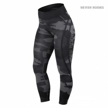 Better Bodies Camo High Tights 110837