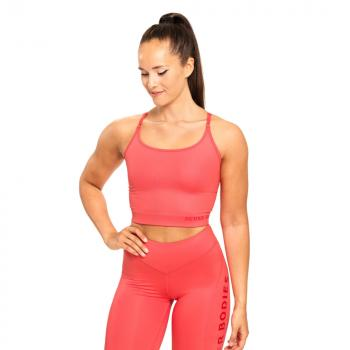 Better Bodies Vesey Strap Top Coral