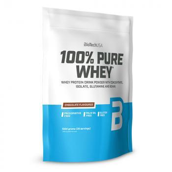 BioTech USA 100% Pure Whey 1000g Beutel