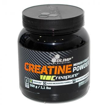 Olimp Creapure Monohydrate 500g Dose