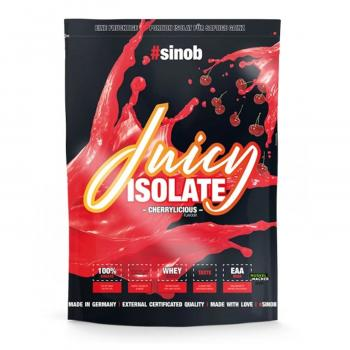 #Sinob Juicy Whey Isolate 1000g Beutel Blackline 2.0