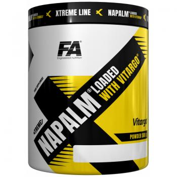 Fitness Authority Xtreme Napalm Loaded with Vitargo1000g