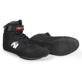 Gorilla Wear Shoes High Tops Black