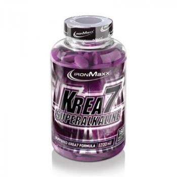 IronMaxx Krea7 Superalkaline 90 Tabletten