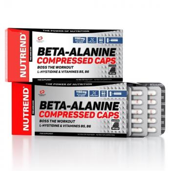 MHD Nutrend Beta Alanin Compressed Caps 90 Kapseln