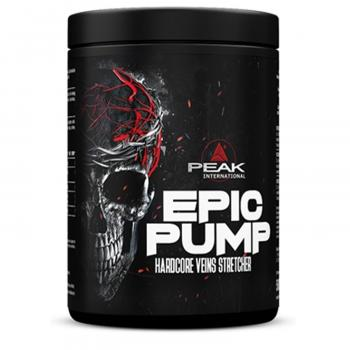 Peak Epic Pump 500g Dose