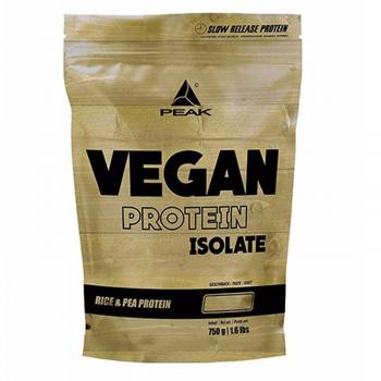 Peak Vegan Protein Isolate 750 Beutel