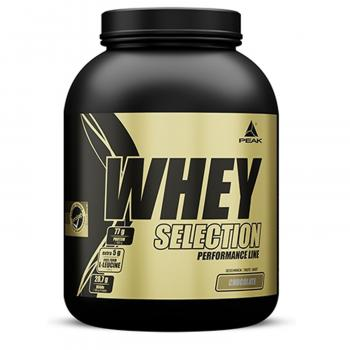 Peak Whey Selection Protein 1800g Dose