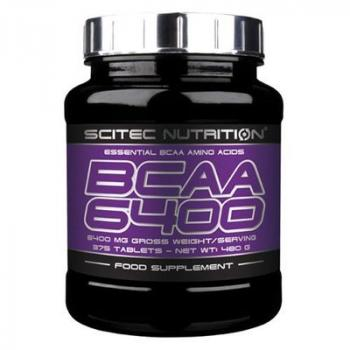 Scitec Nutrition BCAA 6400 375 Tabletten Dose