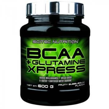 Scitec Nutrition BCAA + Glutamine Xpress 600g Dose