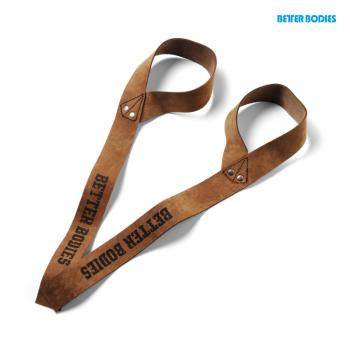 Better Bodies Better Bodies Leather Straps Pro 1,5 (130307)