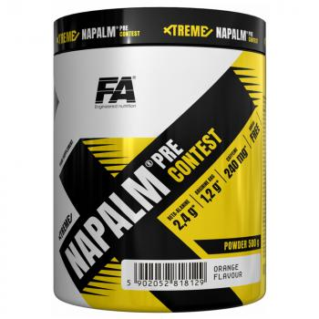Fitness Authority Xtreme Napalm 500g