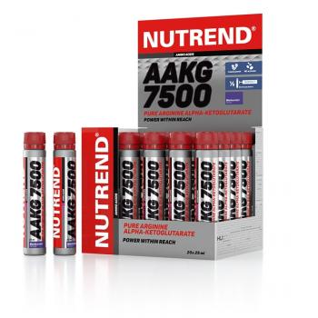 Nutrend AAKG 7500 25ml Ampulle Blackcurrant