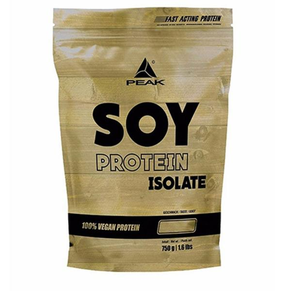 Peak Soy Protein Isolate 750g Beutel